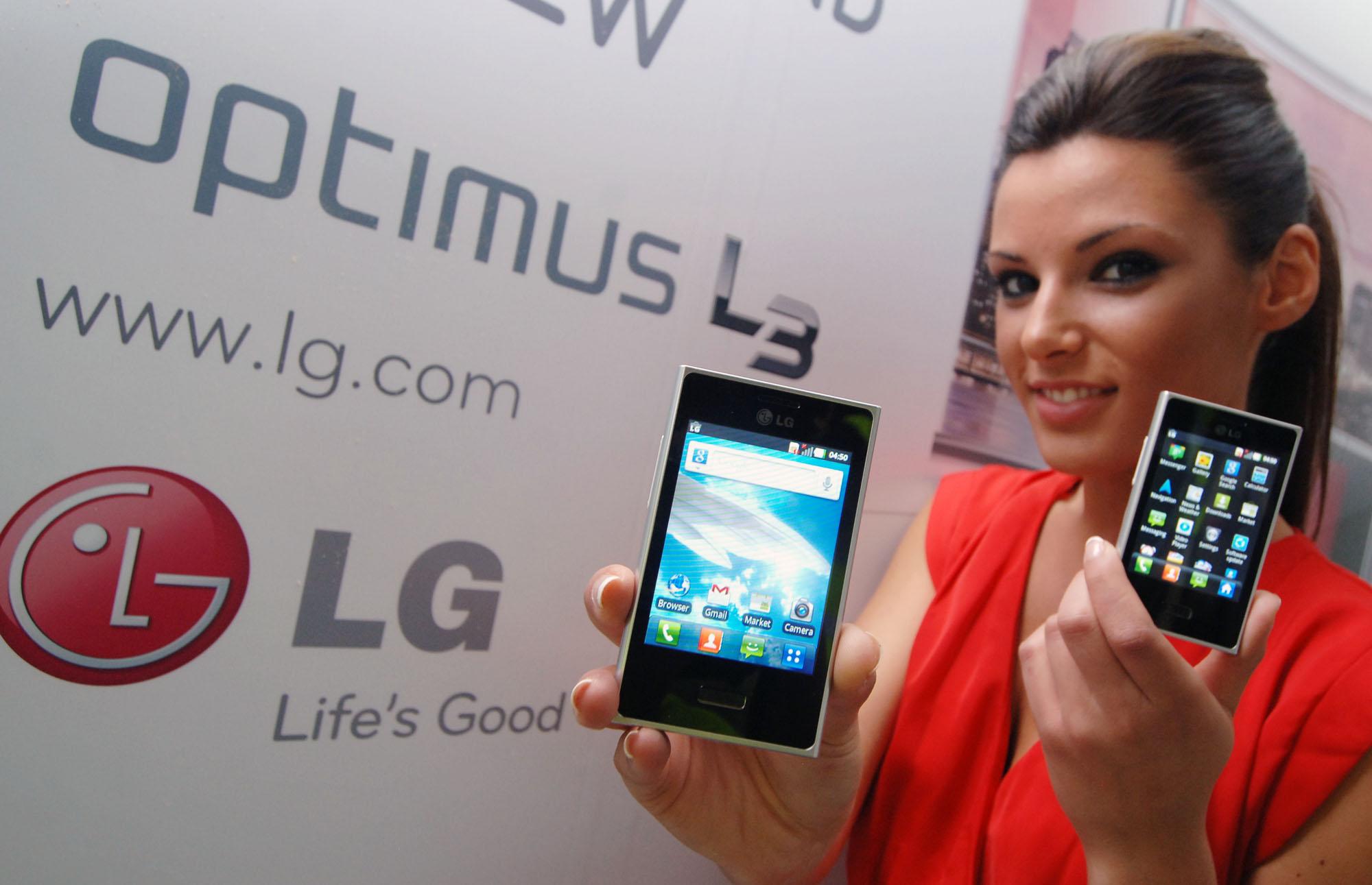 LG Optimus L3 ripristino ROM