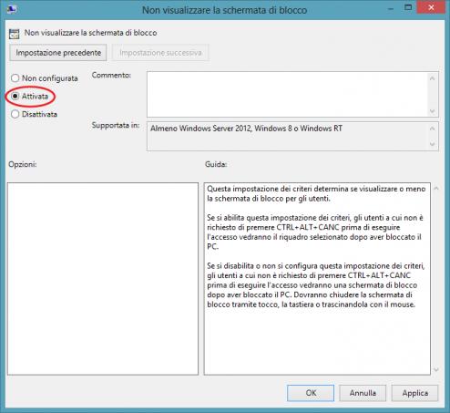 Schermata-di-blocco-Impostazioni Windows-8