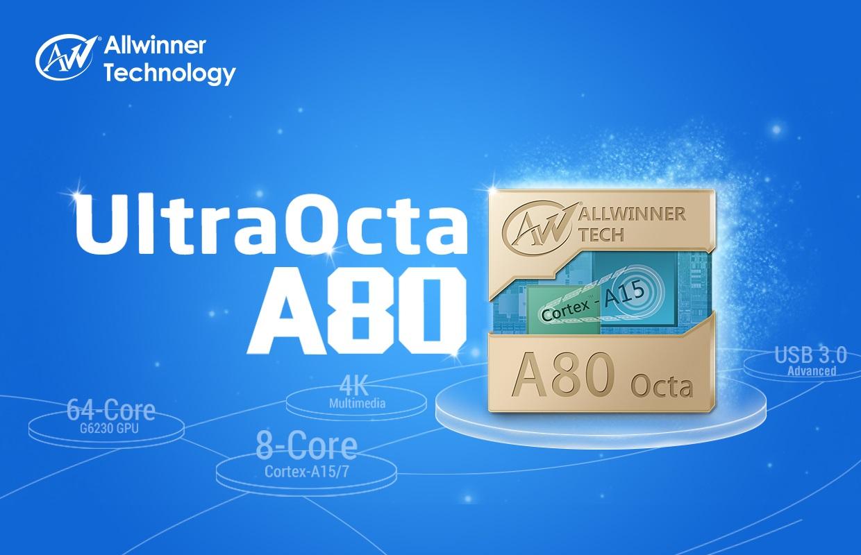 Allwinner A80T