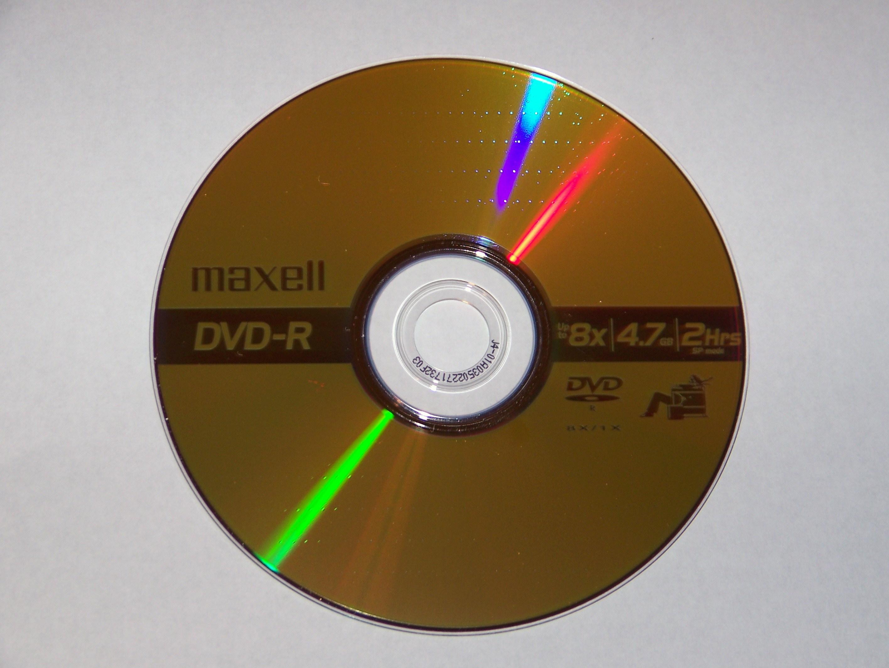 Come masterizzare DVD