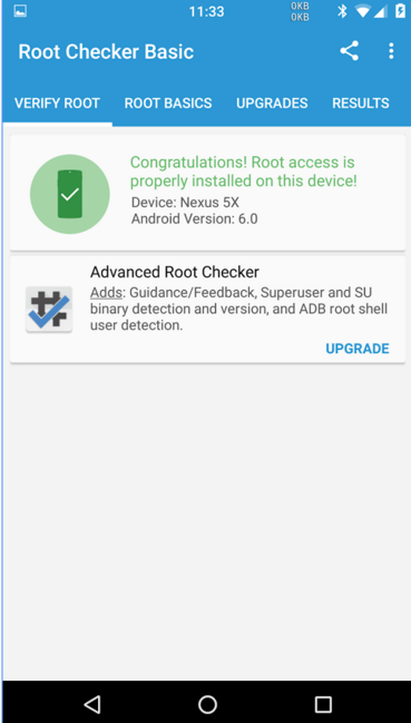 Come verificare permessi Root Android