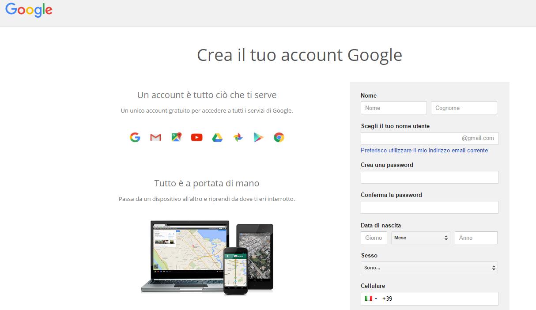 creare-account-google