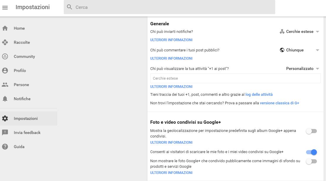 impostazioni-google