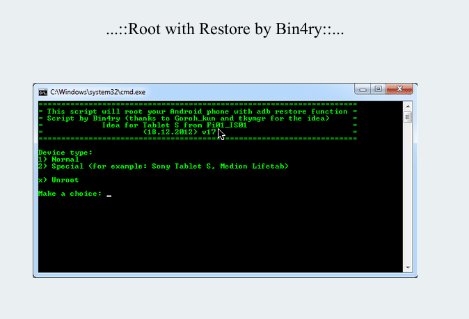 root-with-restore-bin4ry