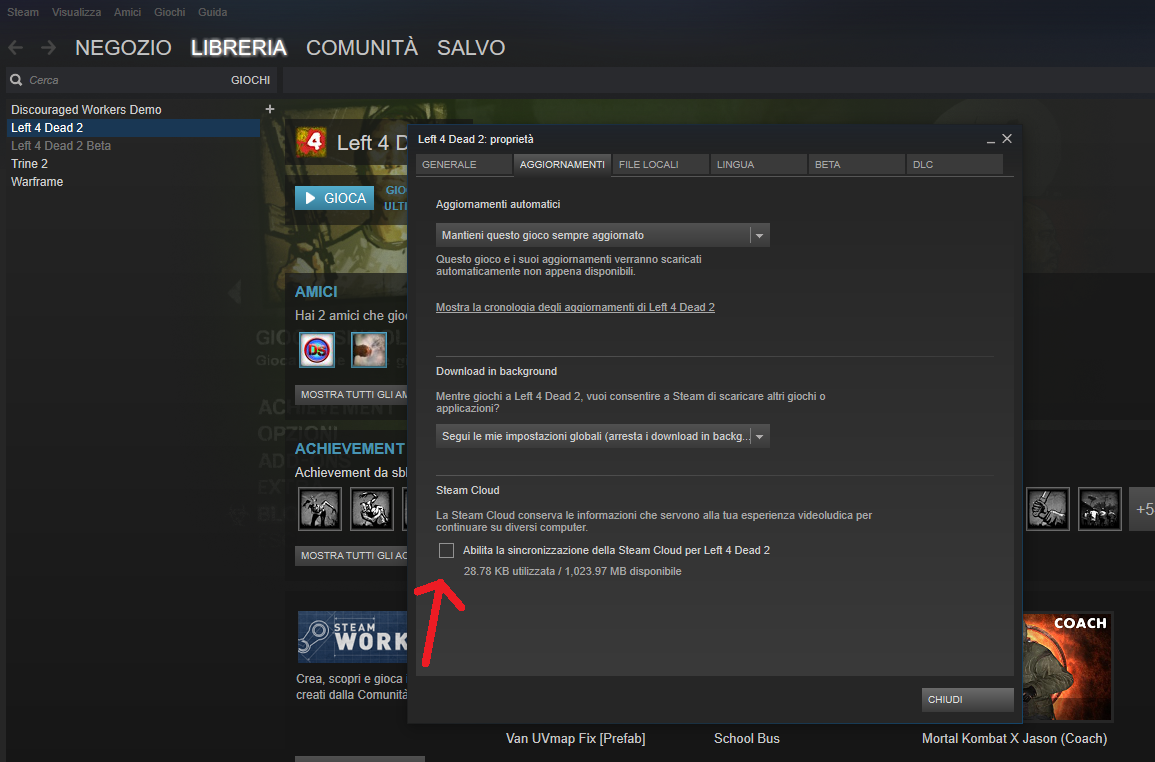 Disabilitare-Steam-Cloud