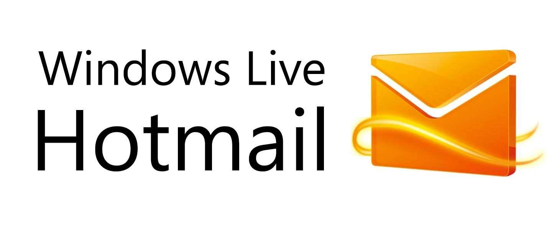 Hotmail mail logo