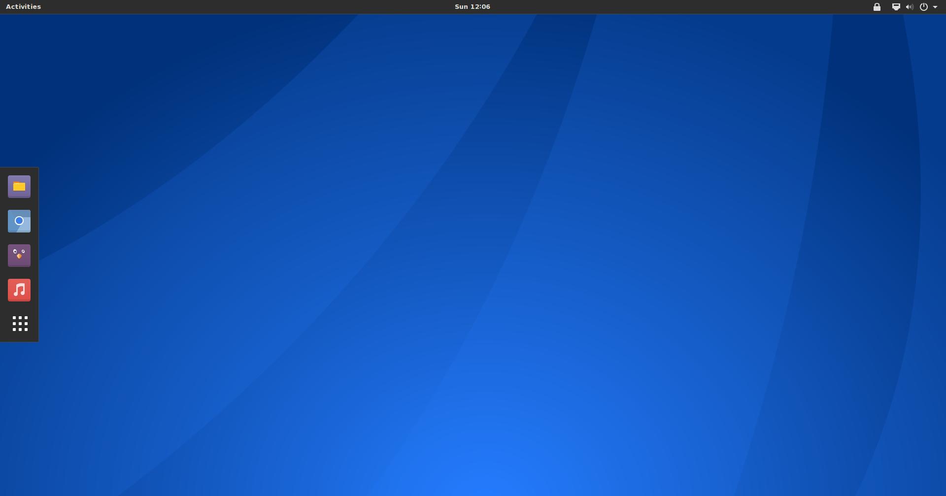Antergos 2015.12.29 GNOME