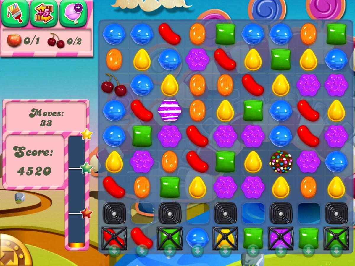 Candy Crush Saga v1.66.0.8 mod apk