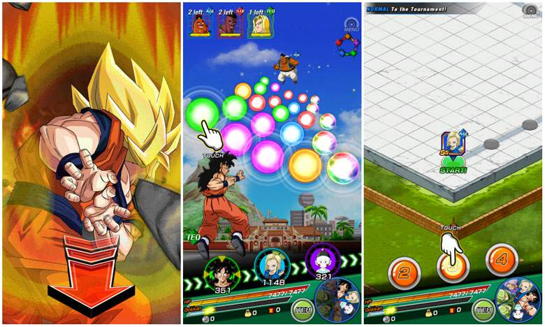 DRAGON BALL Z DOKKAN BATTLE 1.4.1 mod apk