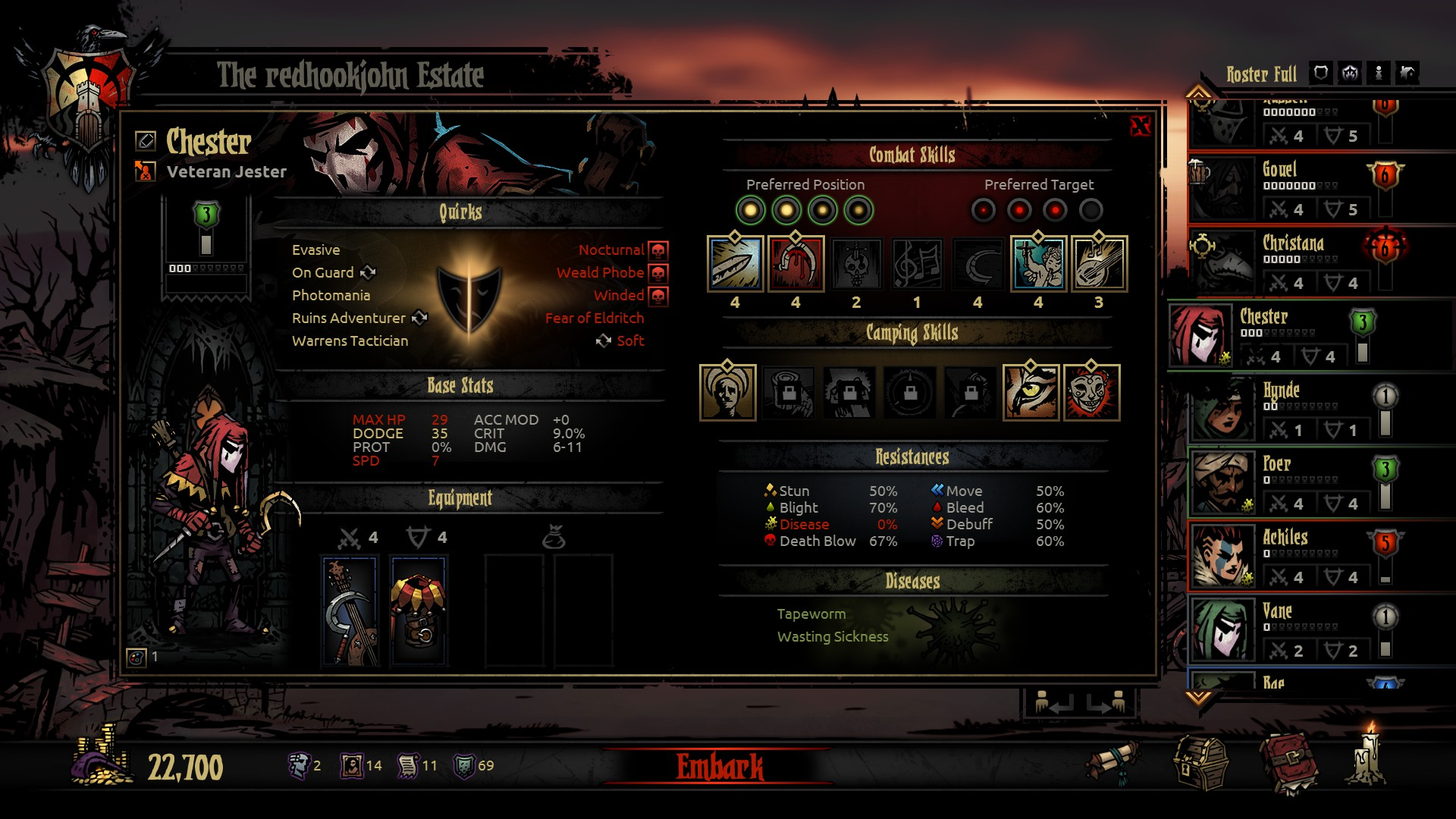 Darkest Dungeon Linux