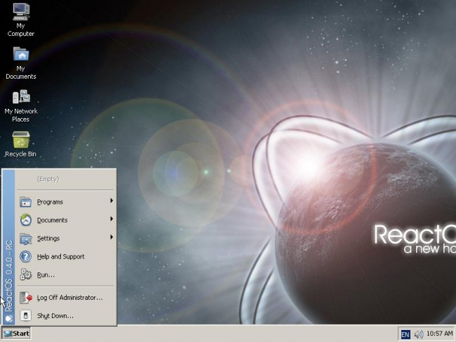 ReactOS 0.4 RC2