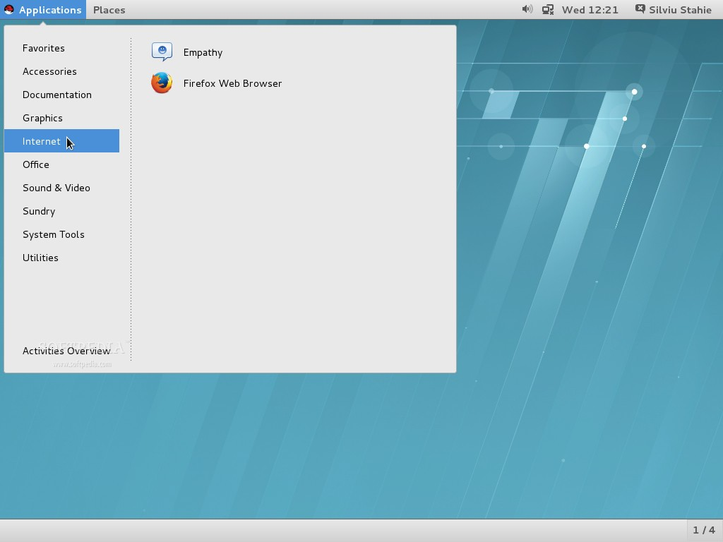 Red Hat 7.2 GNOME