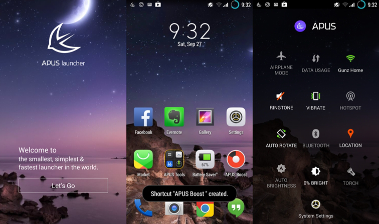 Apus launcher 2 apk download