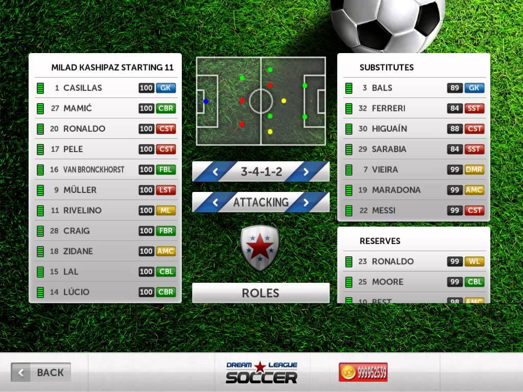 Dream League Soccer 2 07 MOD APK Download! – TuxNews it