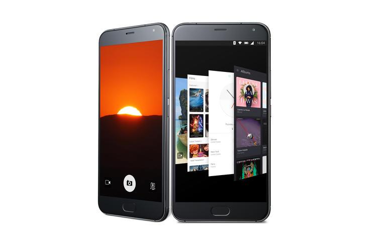 Meizu pro 5 ubuntu phone
