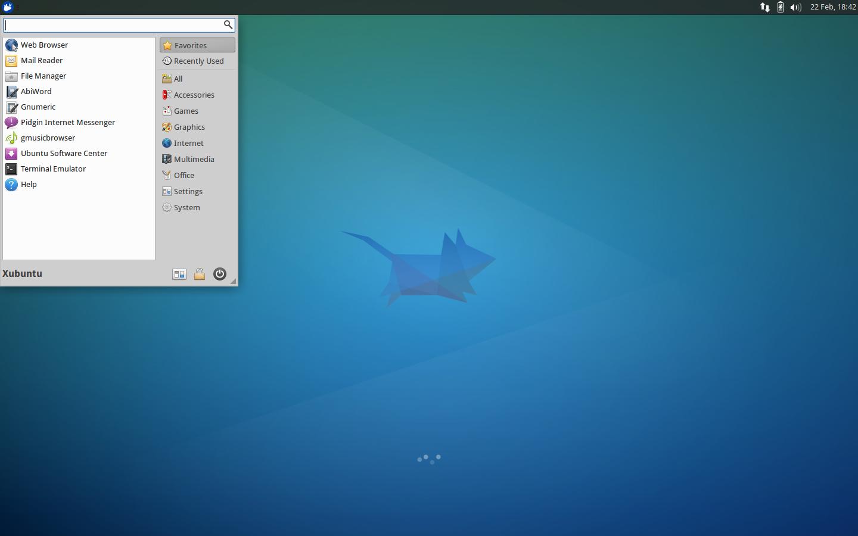 Xubuntu 14.04 Xfce