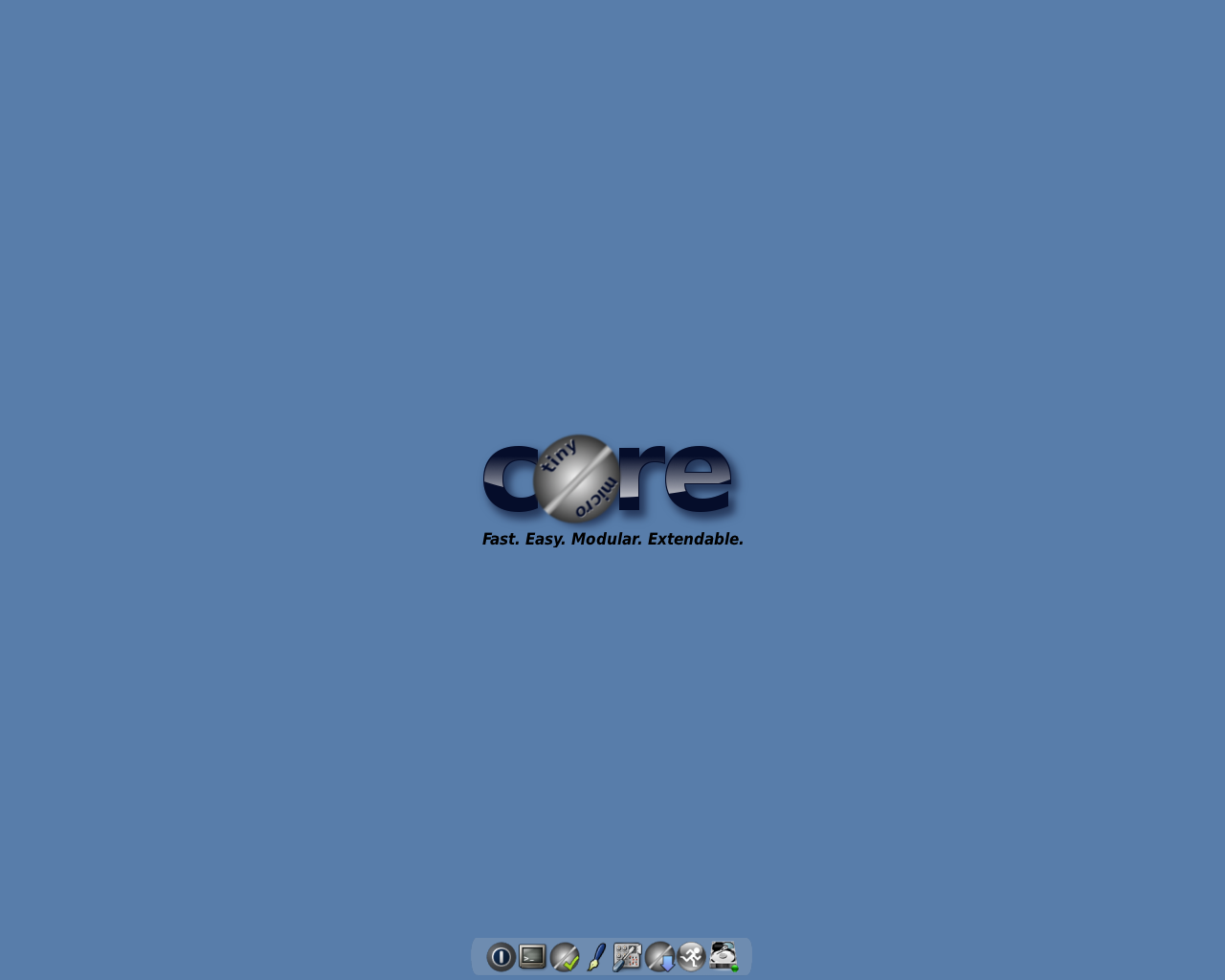 tinycore linux 7.0