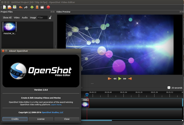 OpenShot-2-0-6