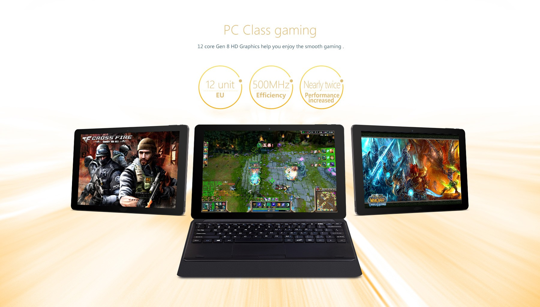 Teclast Tboot 11 gaming