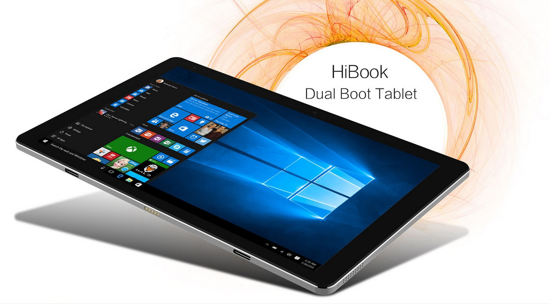 Chuwi Hibook 2 in 1