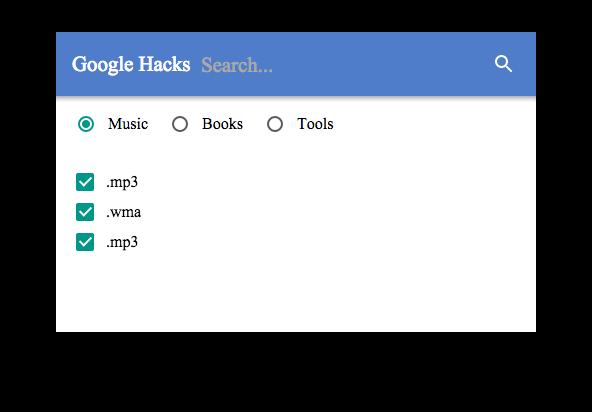 Google Hacks linux