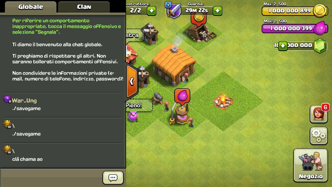 Clash Of Clans Gioco Gratis Senza Scarica