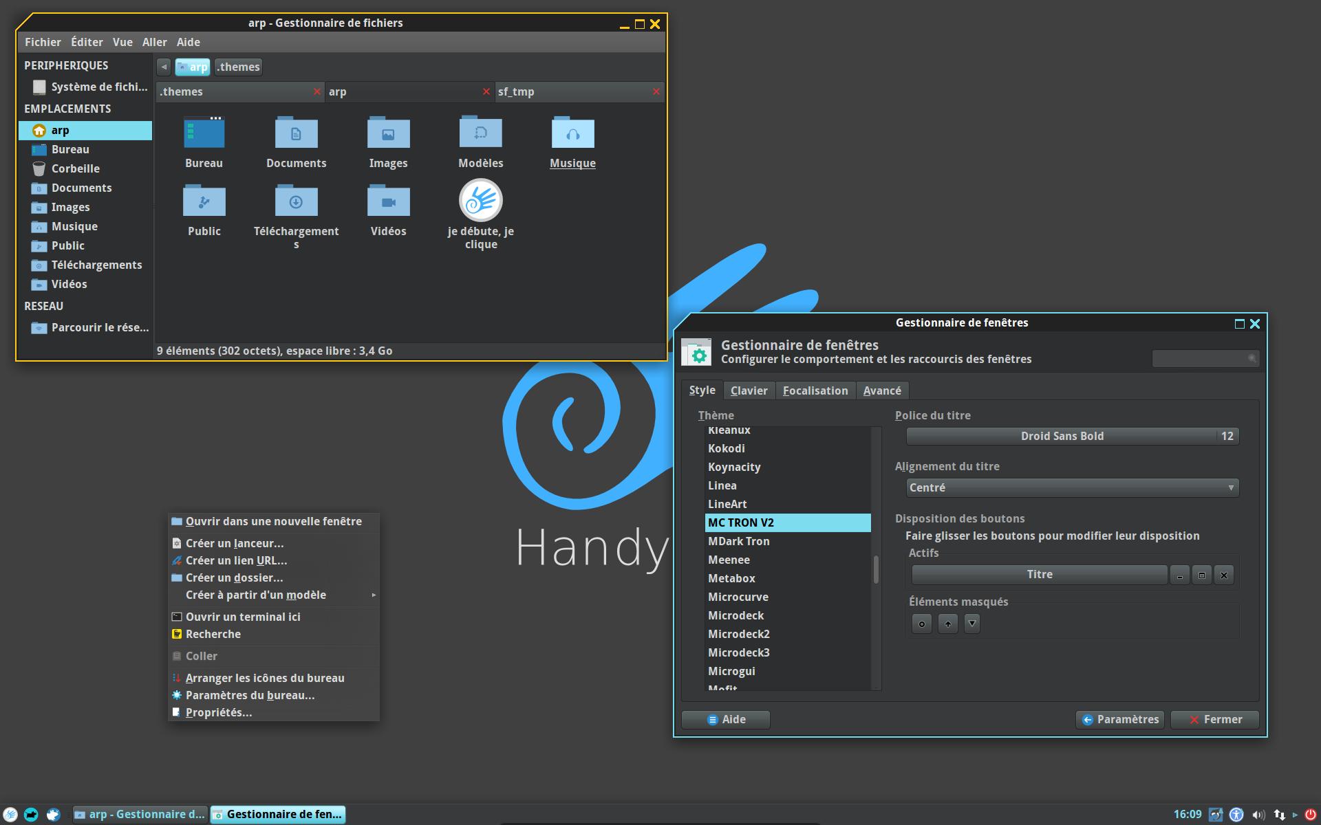 HandyLinux 2.5