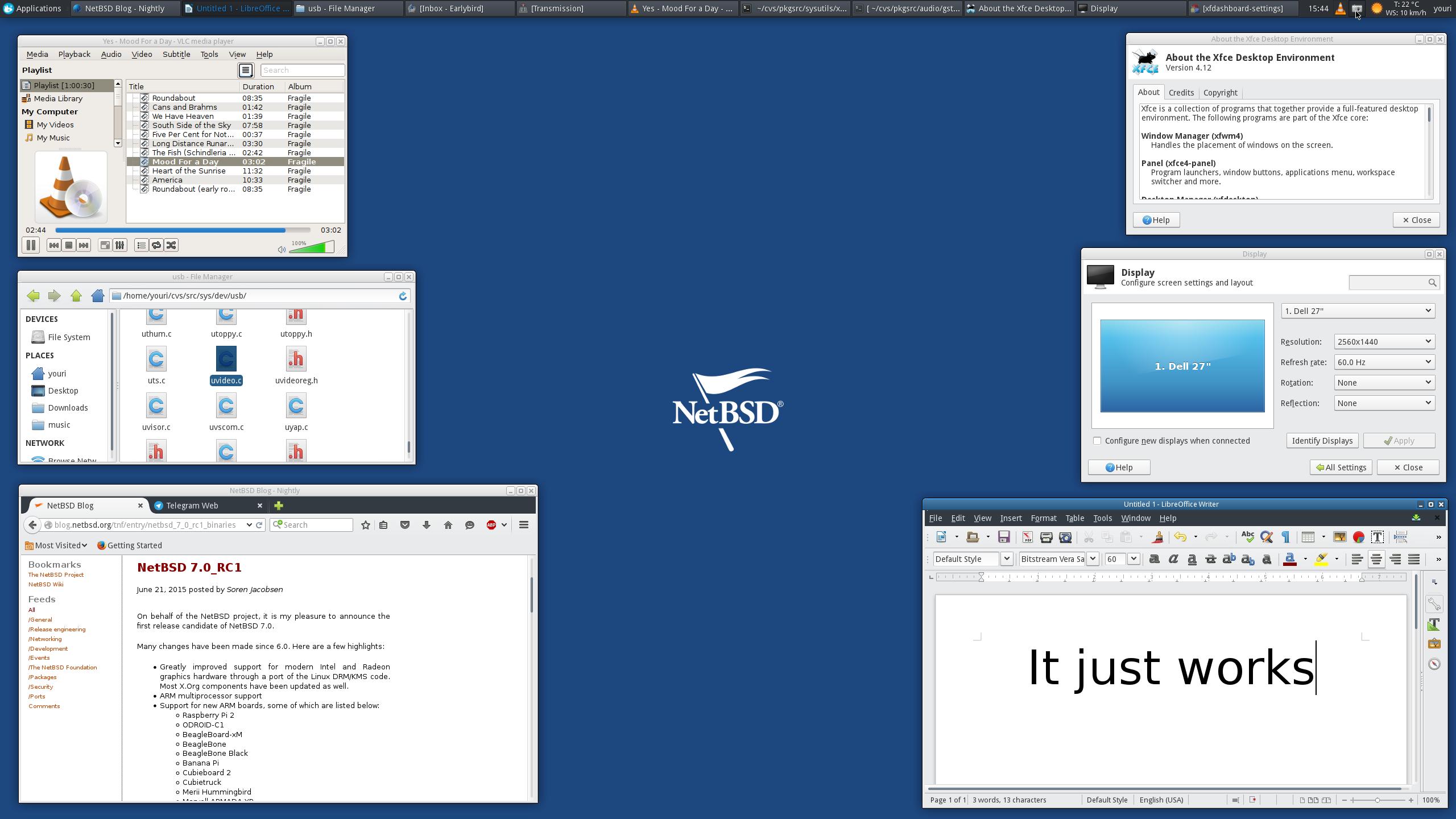 NetBSD 7.0 RC1