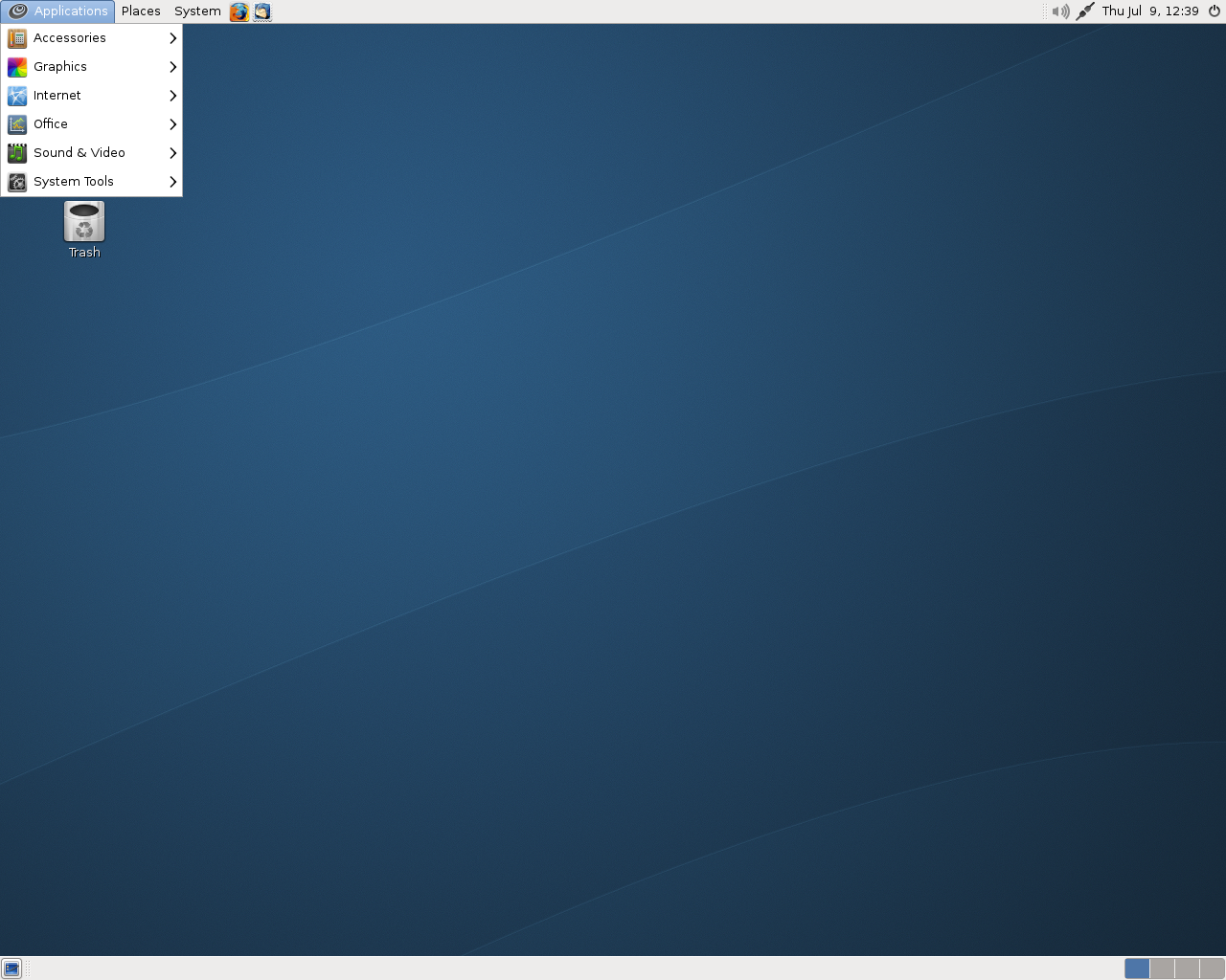 point linux