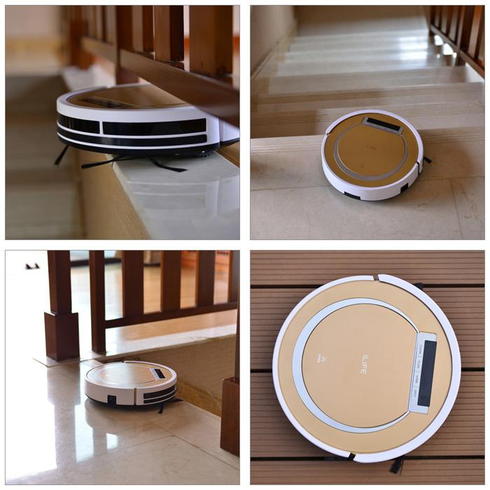 ILIFE X5 design