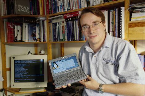 Linux anniversario