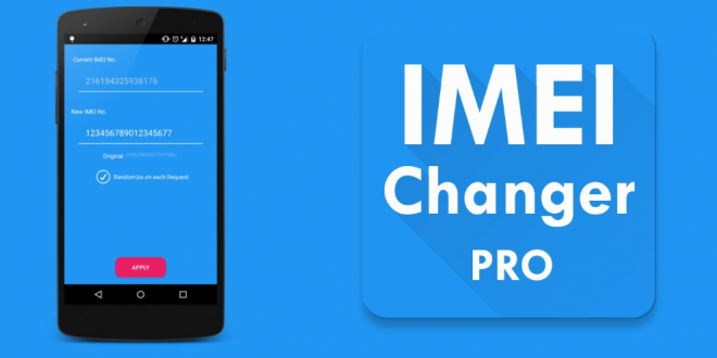 XPOSED IMEI Changer 1.6 APK Download!