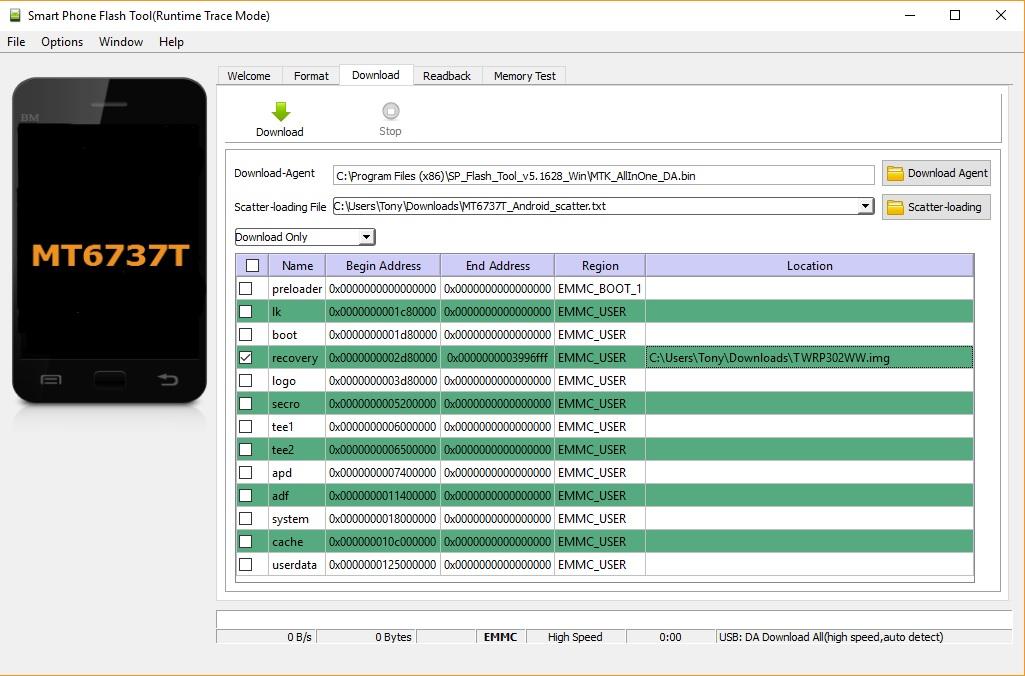 Permessi ROOT e Recovery TWRP su ASUS ZenFone 3 Max